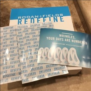 Rodman and fields refine accrue care strips 2 pack